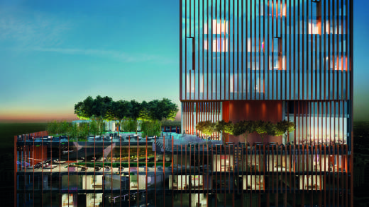 Manhattan Loft Gardens, Manhattan Loft Corporation real estate development in Stratford London.