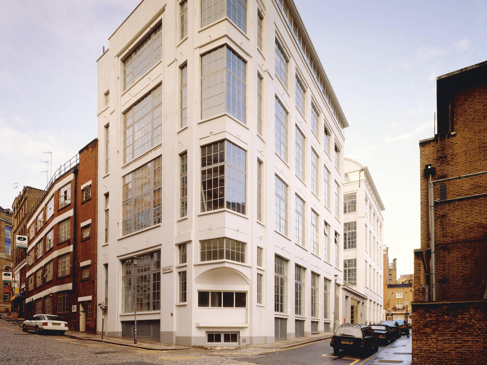 Summers Street project - Manhattan Loft Corporation's first real estate development in London