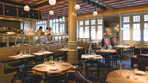 Chiltern Firehouse, Manhattan Loft Corporation, five years of redevelopment.
