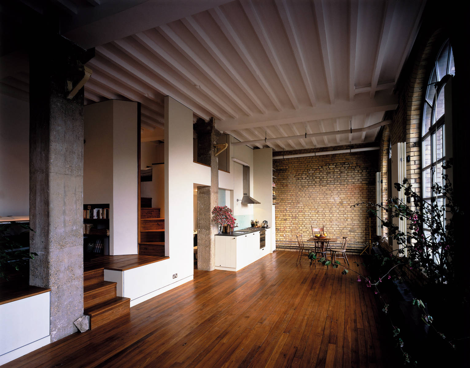 bankside lofts south bank penthouses manhattan loft