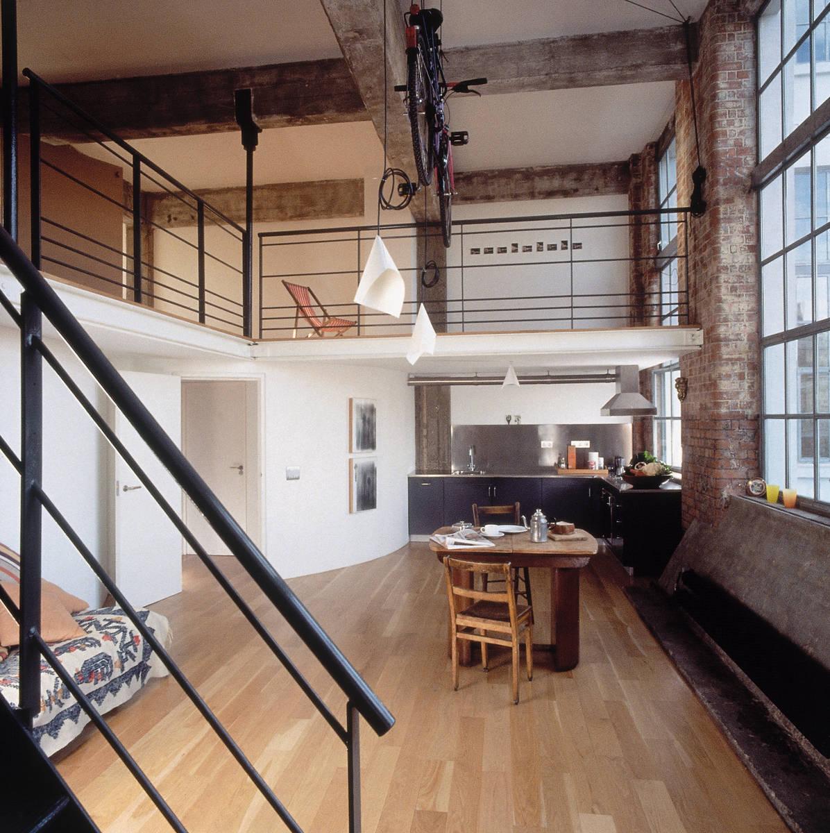 Loft Apartments Manhattan