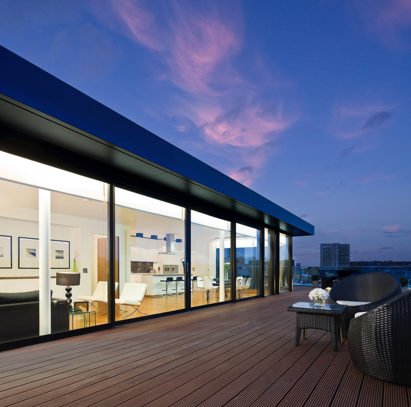 Luxury Penthouses Apartments In London