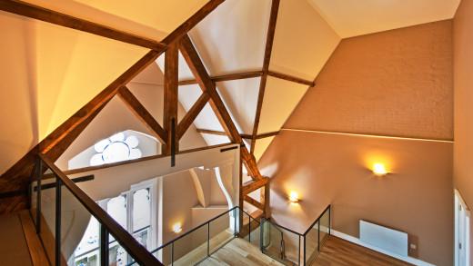 St Pancras Renaissance: stunning apartments