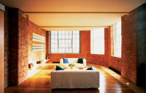 Port East Apartments, listed warehouses refurbishment