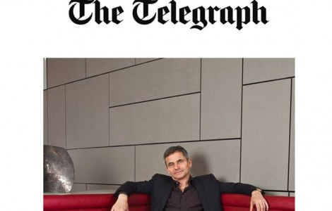 The Telegraph Luxury - 27th November 2014